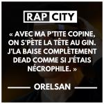 Punchline Orelsan