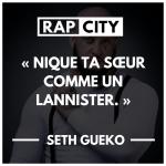 Punchline Seth Gueko