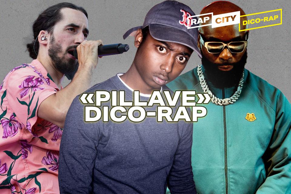 Pillave rap français