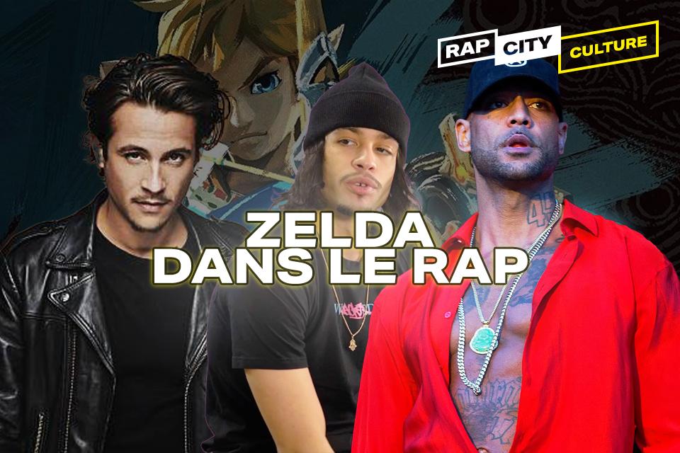 Zelda le rap français