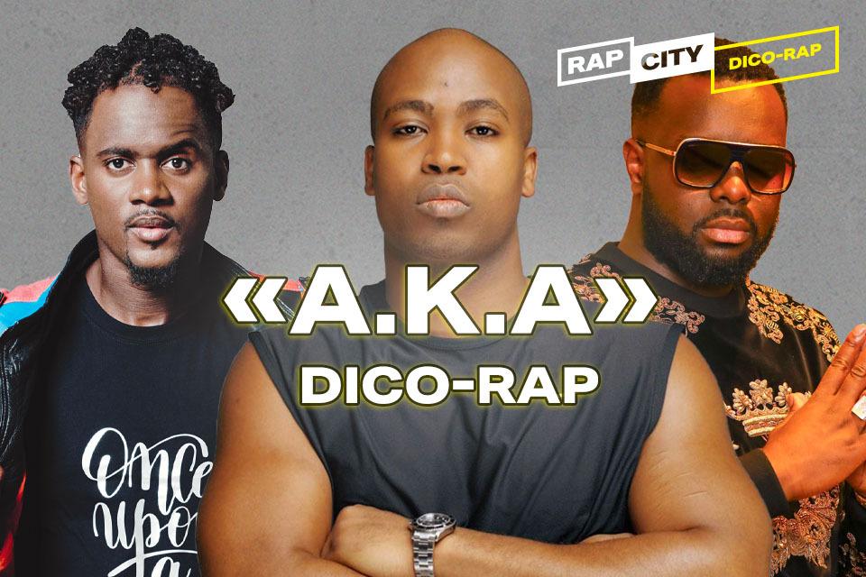 A.K.A. dico rap