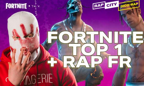 fortnite rap francais