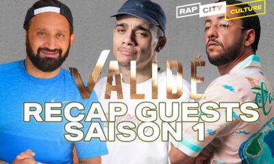 validé guests saison 1