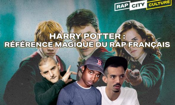 Harry potter dans le rap français