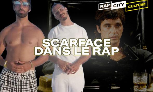 Scarface Pnl rap français