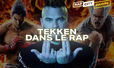 TekKen Rap Français